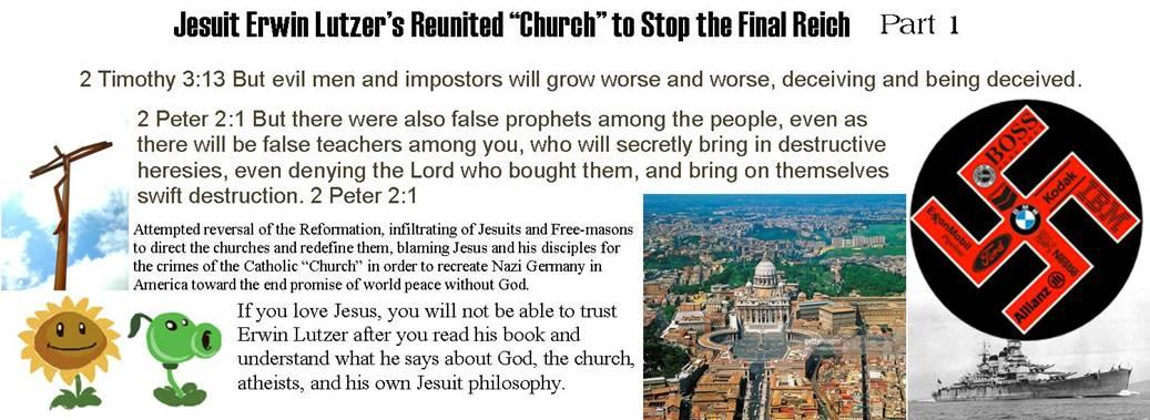 Hitler's Cross - Lutzer